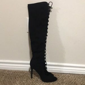 NW Over the knee boots